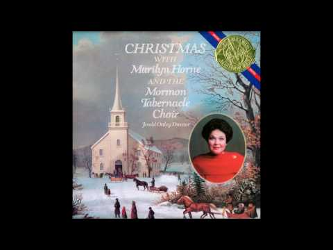 """Christmas with Marilyn Horne and the Mormon Tabernacle Choir"" (1983)"