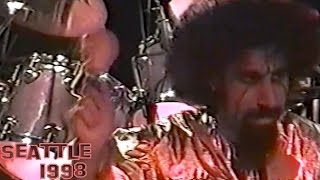 System Of A Down - X live 【Seattle 1998   60fps】