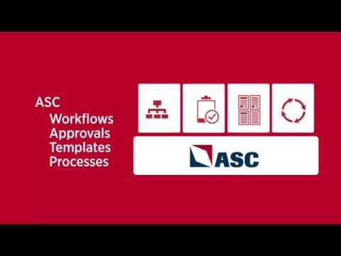 ASC -- Business Process Optimization Solutions Tailored to Fit