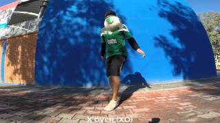 Tricks for beginners Freestyle Football  HD (Name/Acronym/Slow motion)