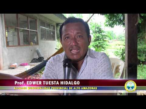 ALCALDE PROVINCIAL EDWER TUESTA HABLA DE SU VIAJE A LA REPÚBLICA  DE CHINA Y TEMAS DE SU GESTIÓN