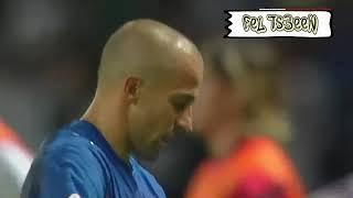 ضربات جزاء نهائي كأس العالم 2006 فرنسا & إيطاليا