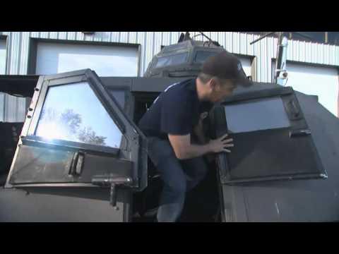Sean Casey's Cummins-Powered Tornado Intercept Vehicle (TIV2) Prepped for Storm Season