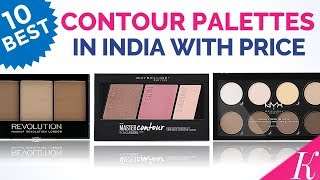10 Best Face Contour Palettes in India with Price