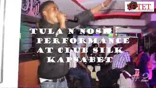 Nosh and Tula performance