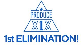 [1st ELIMINATION] Who's gonna make it into ROUND 2 (Position Evaluation) @PRODUCE X1X