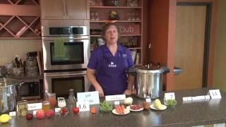 Program 10 -- Preventing Botulism in Home Canning
