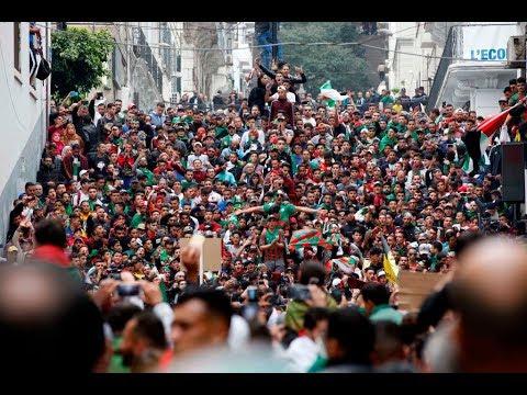 تحذيرات من اختراق المسيرات السلمية في الجزائر  - نشر قبل 3 ساعة