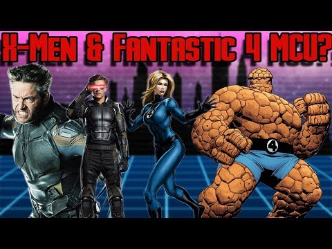 Disney Talks to Buy Fox Explained | Could X-Men & Fantastic Four Join MCU?! | Marvel Fox Deal
