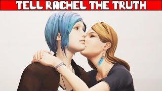 LIFE IS STRANGE BEFORE THE STORM EPISODE 3 ENDING Tell Rachel the Truth Ending + Secret Ending