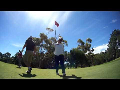 Australia Chinese Golf Association - Sponsored by BallPoint Construction- 10 Dec 2017