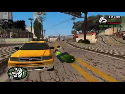 مود الخيار Gta San Andreas