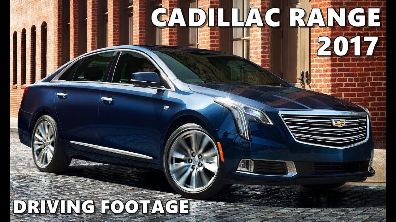 Xts Vs Cts >> Cadillac 2017 Range Ats Xts Xt5 Ct6 Cts Cts V