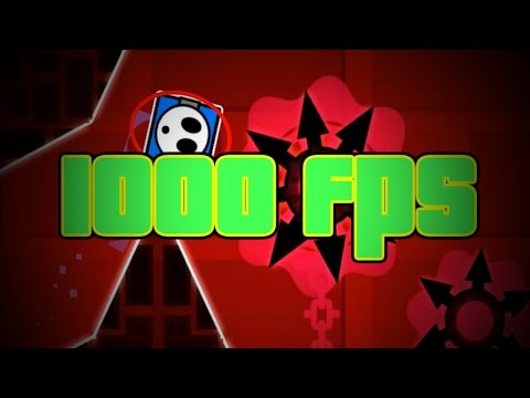 Download Youtube: Playing Geometry Dash At 1000 FPS/Hz (Mgostih Hack)