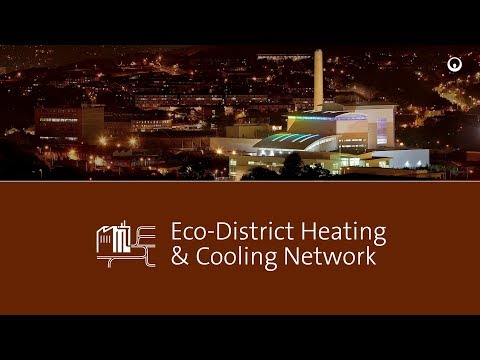 Veolia Markets & solutions | Eco-District Heating and Cooling Network