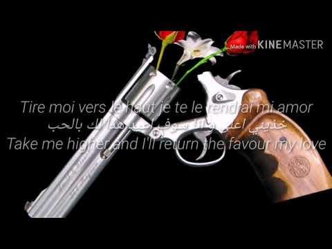 Rohff feat Indila - Thug Mariage paroles مترجمه للعربيه english subtitles Perkthim shqip indir