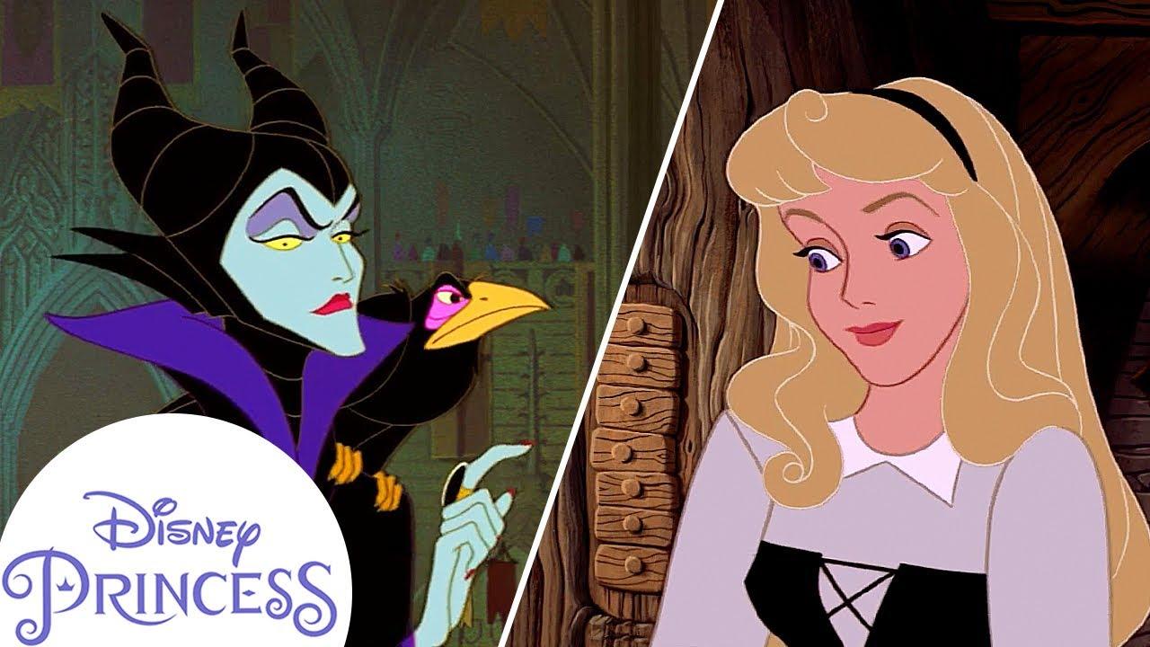 Princesses First Time Meeting Villains | Disney Princess