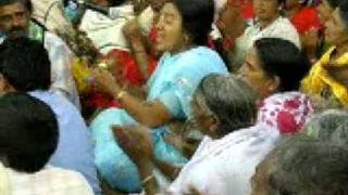 Amma in Coimbatore: Baduga Dance