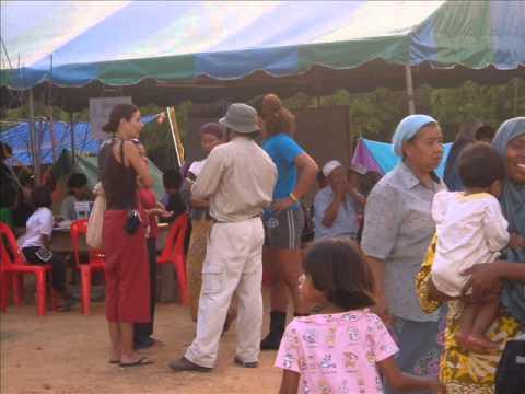 Thailand 2004 Tsunami aid