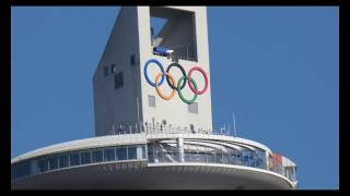 IBC International Broadcast Centre in Pyeongchang before opening Olympic Winter Games 2018