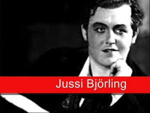 Jussi Björling: Verdi - Rigoletto, 'Questa O Quella'