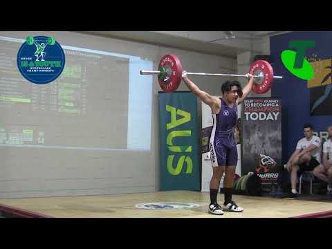2017 Australian Under 15 & Youth Championships - Session 4
