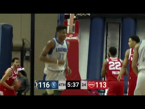 Kostas Antetokounmpo (21 points) Highlights vs. Memphis Hustle