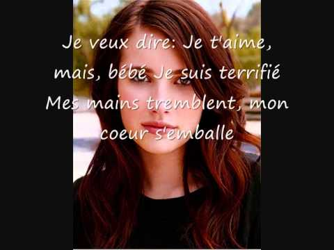 I love you baby in french images