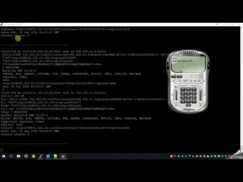 Oracle Acme Packet Virtual Image sip-config, sip-interface, and make our first call - Part 4