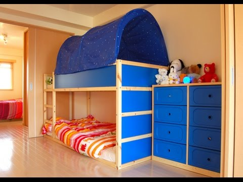 25 cool ikea kura bed youtube - Ikea letto montessori ...