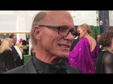 Ed Harris 'Westworld' on Emmys 2018 red carpet  GOLD DERBY