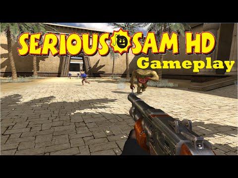 Serious Sam HD - Gameplay