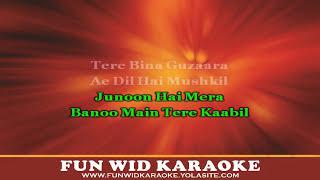 Ae Dil Hai Mushkil Karaoke   Club Version   Fun Wid Karaoke   DJ Lolly