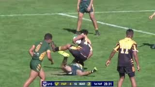 Navajo Budda Doyle 15's Rugby League Grand Final Highlights 2018