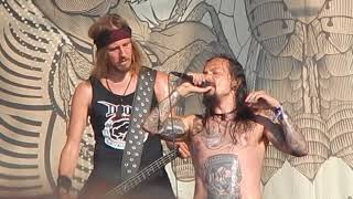 Amorphis: Heart of the Giant (Kuopio 2018) Live