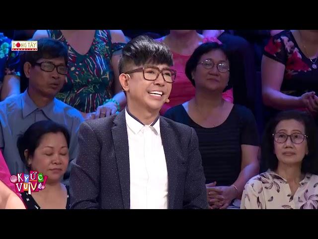 Long Nhật ôm chần, hôn Nguyễn Chánh Tín ngày tái ngộ | Ký Ức Vui Vẻ 2019