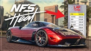 IS THE PAGANI HUAYRA BC A RSR ALTERNATIVE? - Need for Speed Heat