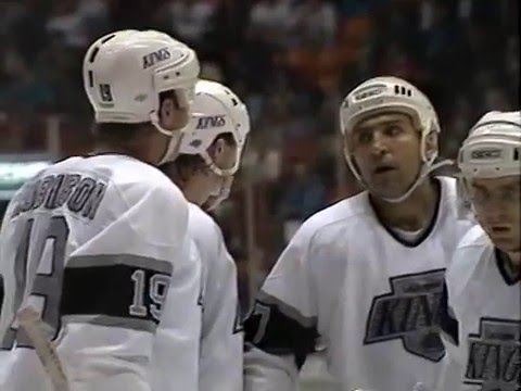 Los Angeles Kings 1989-90 Video Yearbook