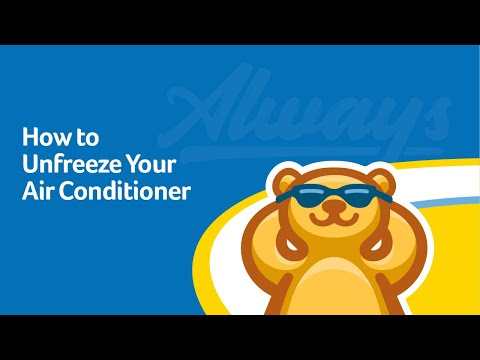DIY Tips for Fixing a Frozen Air Conditioning System