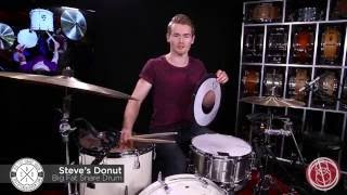 Steve's Donut Big Fat Snare Drum Product Review