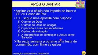 Baixar ENRAIZAR - GE e Casas de Paz 20/02/2019 - Comunidade da Família