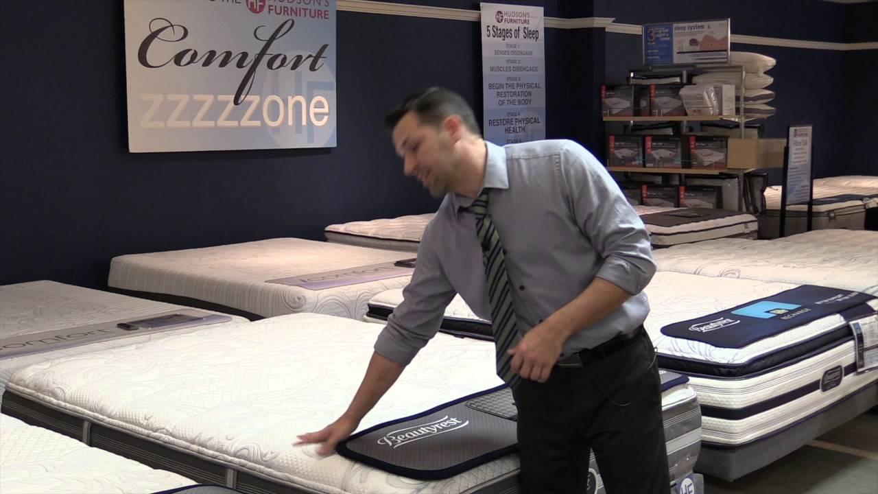 Mattresses Beds Sealy Serta Simmons Icomfort Hudson S Furniture Orlando