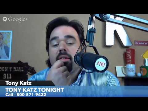Tony Katz Tonight Radio - 4/30/14 - The Truth on Benghazi and the Latest Sterling Developments