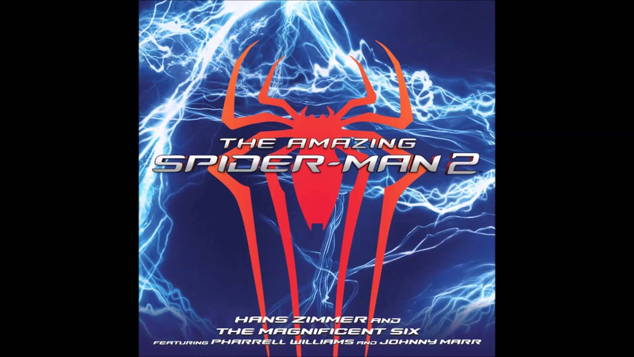 cd 2) the amazing spider-man 2 ost 29 - honestthe neighbourhood