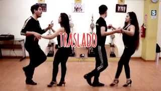 Pasos Básicos Para Bailar Salsa  'salsa Fácil' Con Radio Panamericana #2