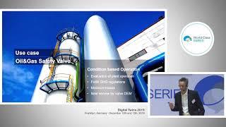 Virtual Sensors-as-a-Service of a valve manufacturer