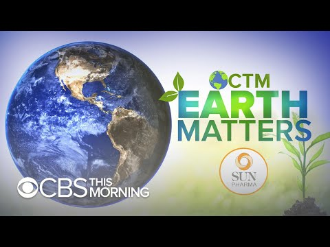 Eric Hunter - Earth Day And How To Save The Planet
