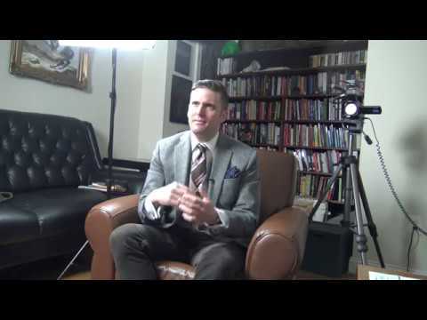 Richard Spencer Interview with Itai Anghel of Uvda, Keshet TV (Israel)