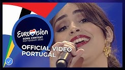 Elisa - Medo De Sentir - Portugal 🇵🇹 - Official Video - Eurovision 2020