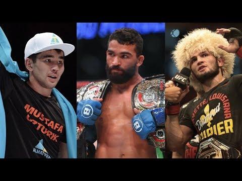 Чемпион Bellator о бое с Хабибом, боец UFC пригласил Обаму на свой бой, следующий бой Армана Ашимова